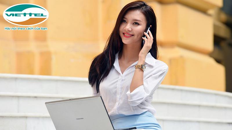 Khuyến mãi Viettel nạp thẻ nhận data 4G