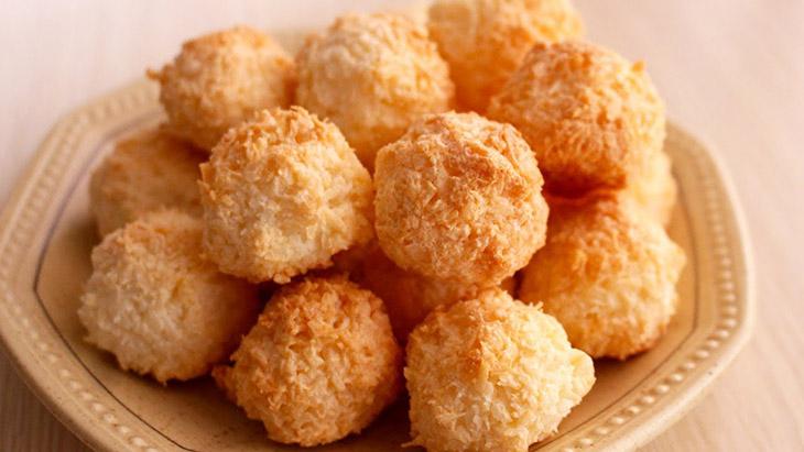 Bước 5 Thành phẩm Bánh dừa nướng