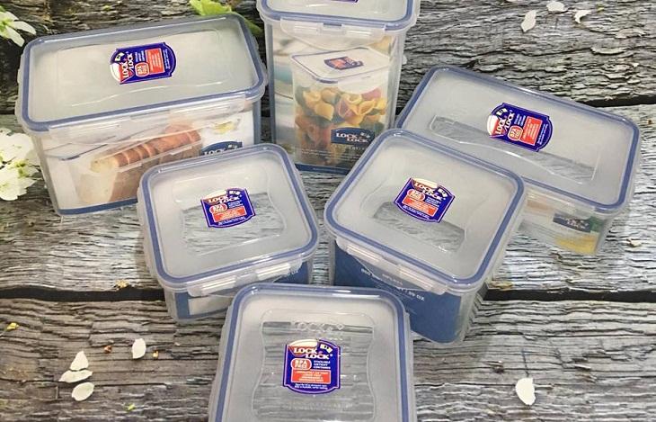 Lựa chọn hộp nhựa có xuất xứ rõ ràng và chất lượng tốt
