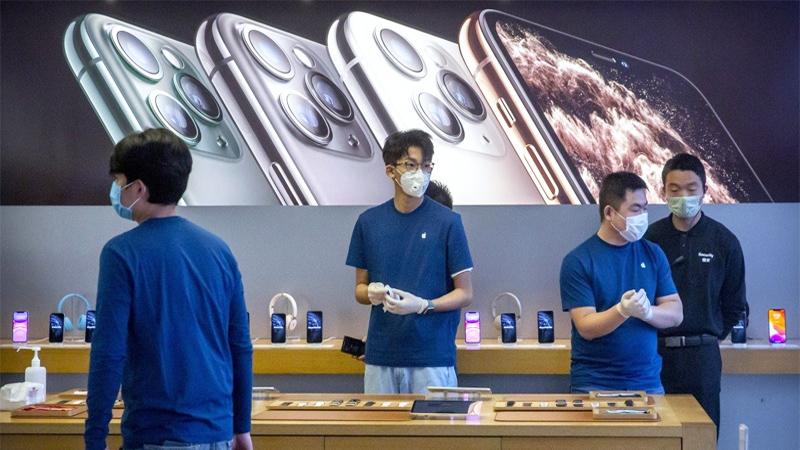 Hướng dẫn vệ sinh iPhone theo Apple hướng dẫn