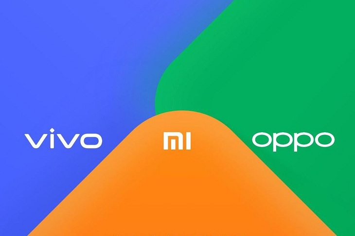 Chức năng Mi Share trên điện thoại Xiaomi cũng hỗ trợ một số thiết bị của các thương hiệu khác như OPPO, Realme và Vivo