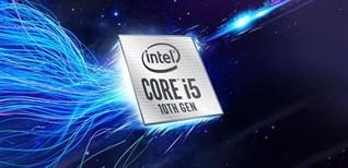 Khám phá CPU laptop Intel Core i5 1035G4