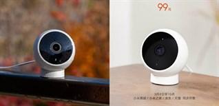 Xiaomi ra mắt camera thông minh mới, góc cực rộng 170 độ, có AI, giá chỉ 330.000đ