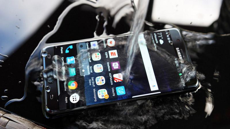 Chống nước điện thoại