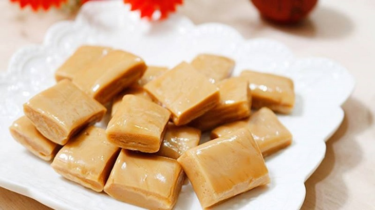 Bước 4 Thành phẩm Kẹo dừa truyền thống