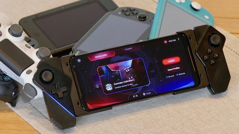 ASUS ROG Phone 3 lộ thời điểm ra mắt và chip xử lý, mấy bạn mê chơi game mobile chắc dễ gì bỏ qua chiếc smartphone này