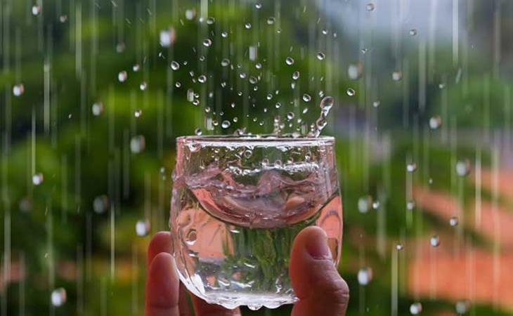 Tác hại khi sử dụng nước mưa không đúng cách