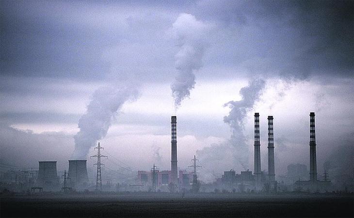 Không nên sử dụng nước mưa ở các vùng có không khí ô nhiễm