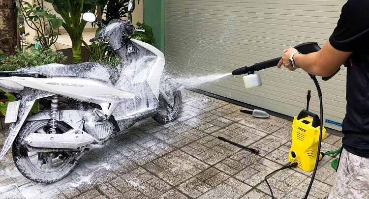 Máy xịt rửa