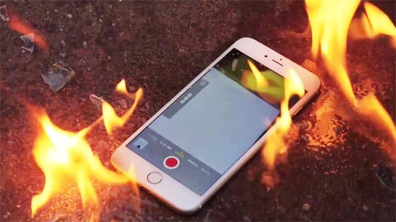 Khắc phục iPhone mau nóng