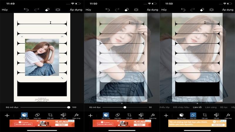 Cài hình nền iPhone