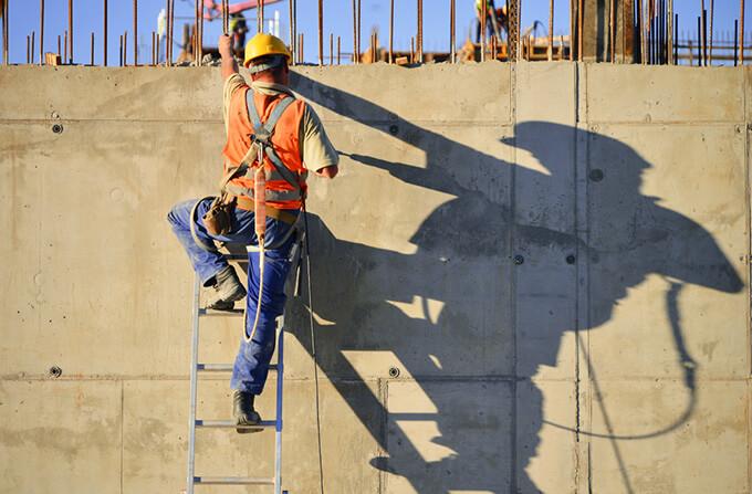 Trong xây dựng các công trình xây dựng