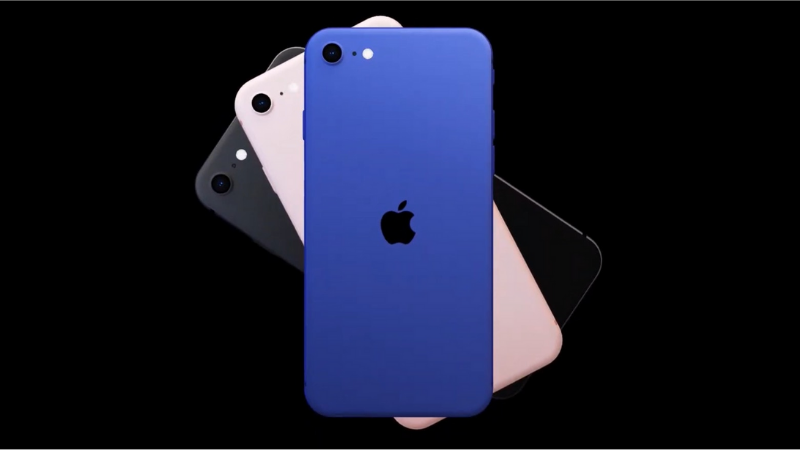 Thiết kế iPhone 9 lộ diện qua video concept mới