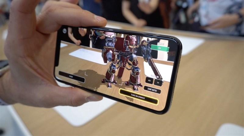 iPhone 12 sẽ đi kèm với 1 camera 3D 'World Facing', bổ sung các tính năng và trải nghiệm thực tế ảo