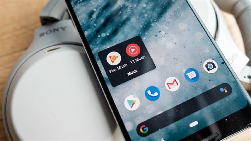 Cài hình nền chuyển động theo điệu nhạc trên Android