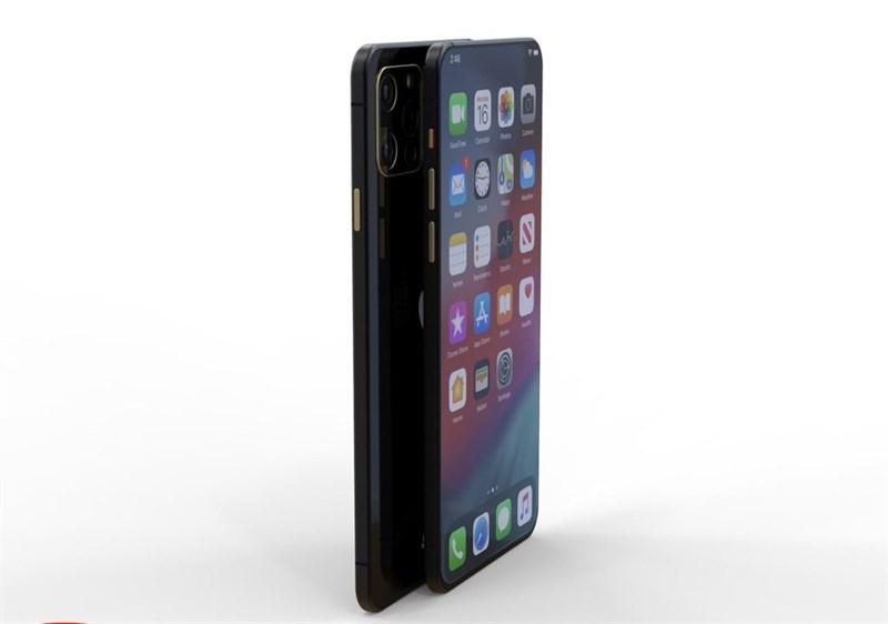 Cảm giác 'nhói thận' khi thấy chiếc iPhone 12 đẹp đến thế này, siêu mỏng và hỗ trợ 5G