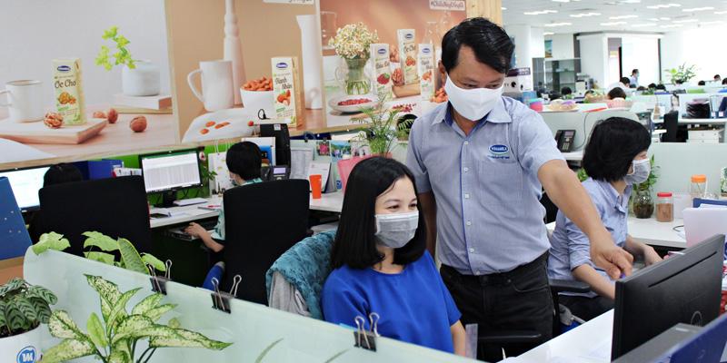 Giữ vệ sinh đường hô hấp
