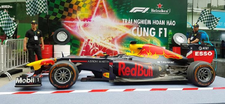 Giải đua F1 đầu  tiên tại Việt Nam bị hoãn
