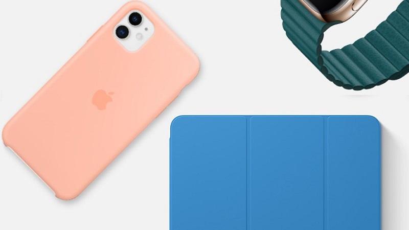 Apple ra mắt loạt ốp lưng mới cho bộ ba iPhone 11, iPad và nhiều mẫu dây đeo cho Apple Watch
