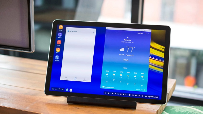 Máy tính bảng Samsung Galaxy Tab A4S xuất hiện trên Geekbench, xác nhận dùng chip Exynos 7885, RAM 3GB