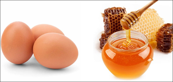 Cách làm lòng đỏ trứng gà ngâm mật ong giúp đẹp da, tăng sức đề kháng