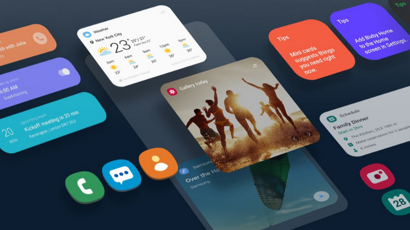 Samsung đã bắt đầu phát triển giao diện One UI 2.5 cho dòng Galaxy Note 20