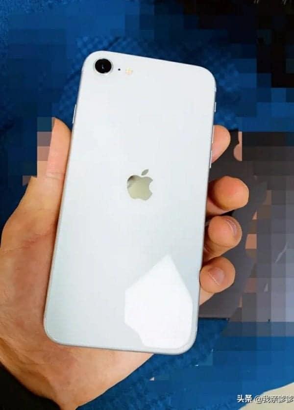 Hình ảnh được cho là iPhone 9