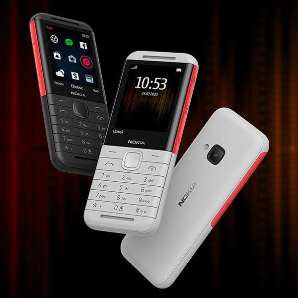 HMD chính thức hồi sinh điện thoại dành cho người yêu nhạc Nokia 5310 XpressMusic