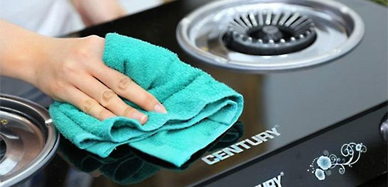 Các sản phẩm lau bếp sạch, diệt trừ vi khuẩn