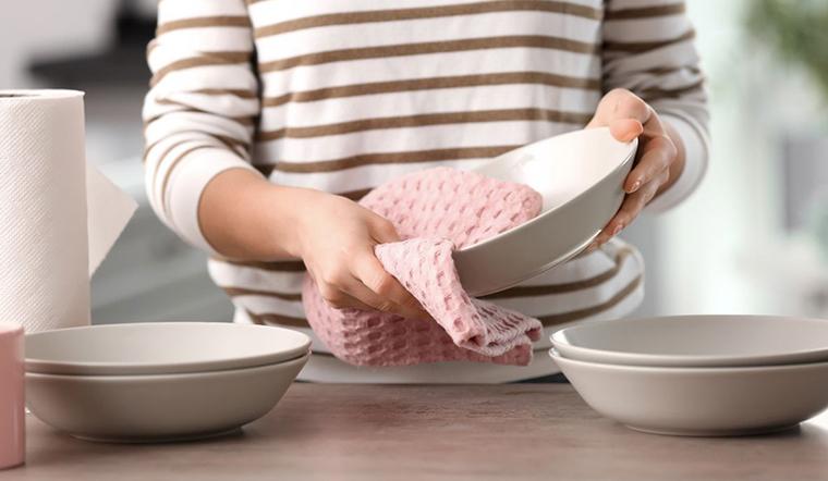 Mách chị em cách diệt sạch vi khuẩn trong bếp