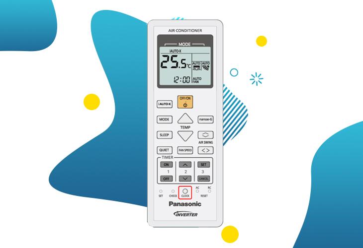 Cách kiểm tra mã lỗi máy lạnh Panasonic đơn giản nhất