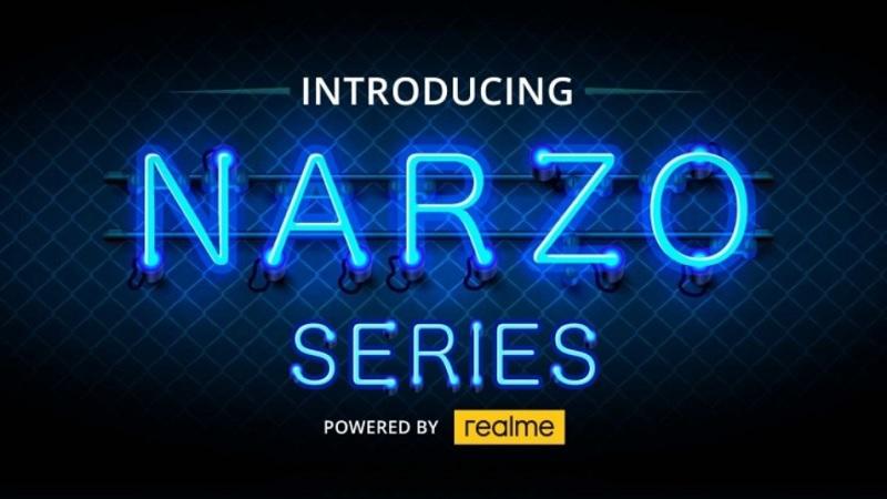 Realme tiết lộ thông số cấu hình của Narzo 10 và Narzo 10A