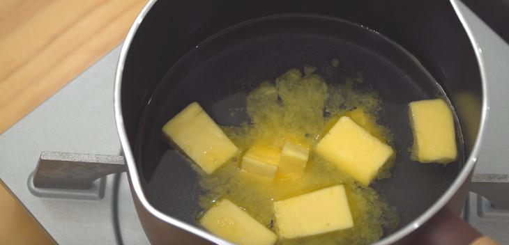 Bước 1 Chuẩn bị bột bánh Bánh Churros - bánh quẩy chiên giòn sốt socola