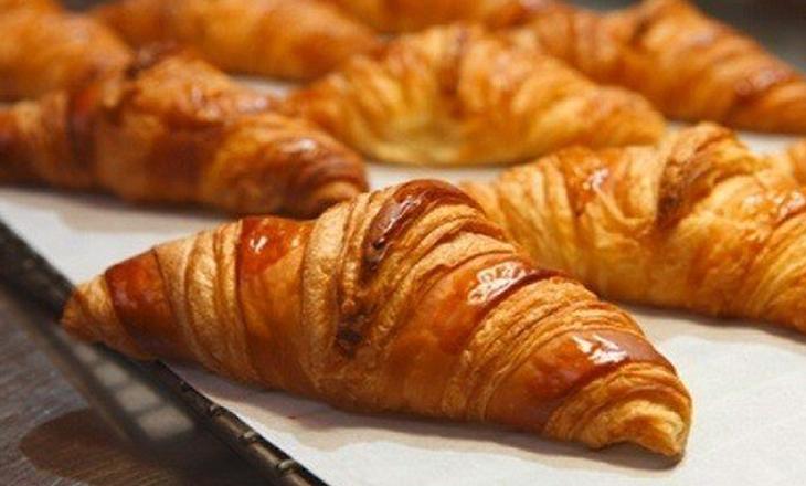 Bước 7 Thành phẩm Bánh sừng bò (bánh croissant)