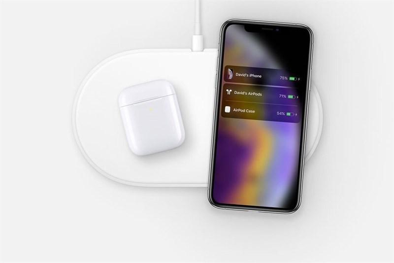 Apple sẵn sàng hồi sinh AirPower, bộ sạc không dây có thể sạc cùng lúc 3 thiết bị di động