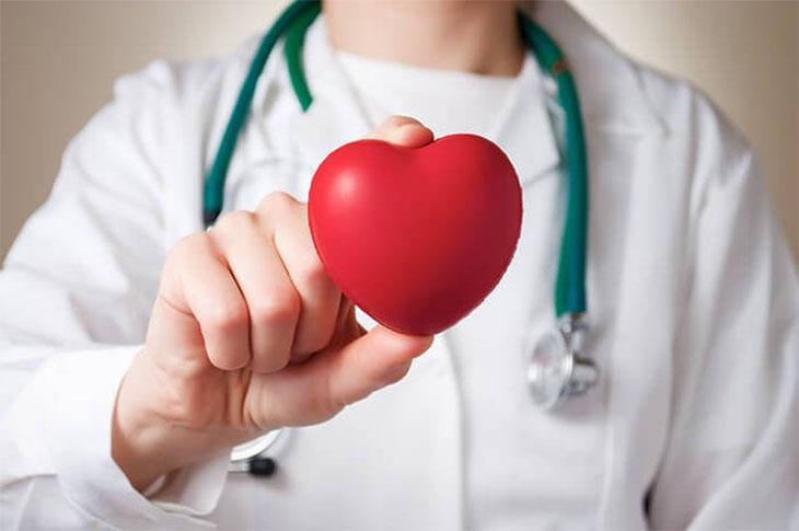 Người có bệnh lí tim mạch, phổi