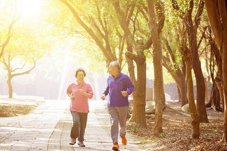 Tập thể dục để nâng cao sức đề kháng