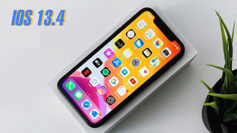 Apple chính thức phát hành iOS 13.4 và iPadOS 13.4