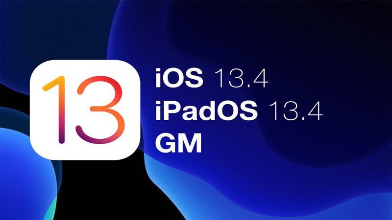 iOS 13.4 GM
