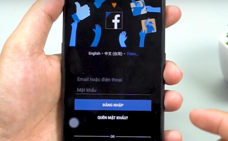 Đăng nhập facebook để sử dụng.