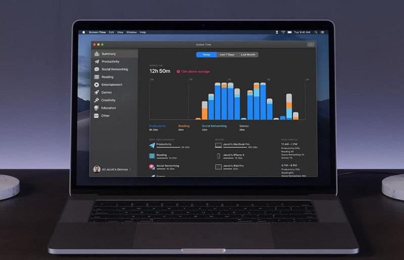 Apple phát hành phiên bản macOS Catalina 10.15.4