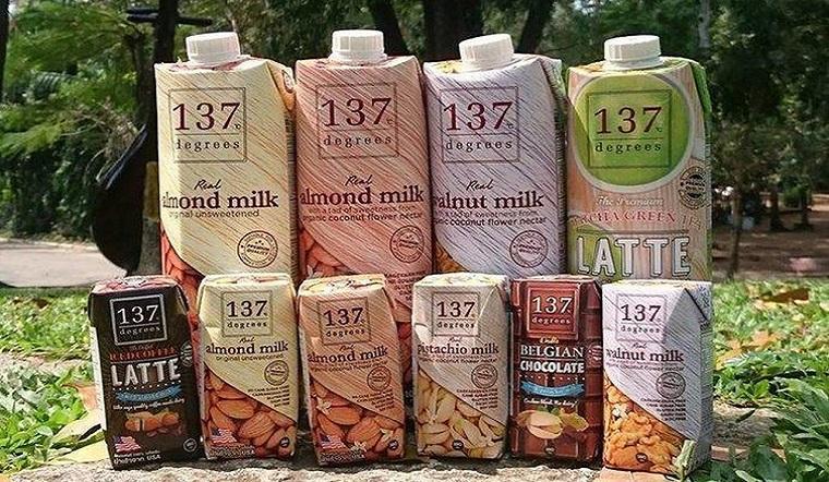Sữa từ hạt 137 Degrees của nước nào? có chất lượng hay không ?