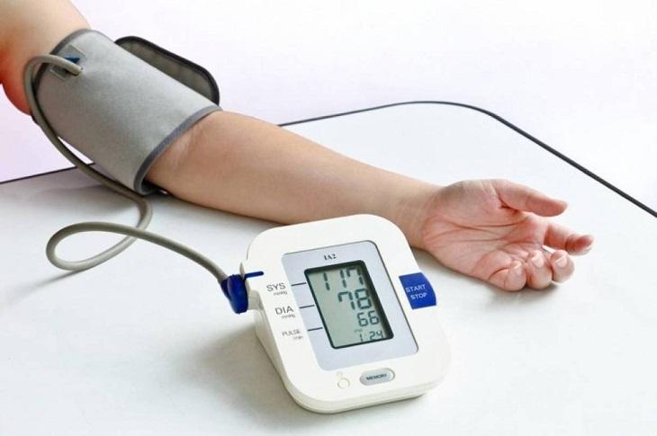 Cách đọc chỉ số huyết áp trên máy đo