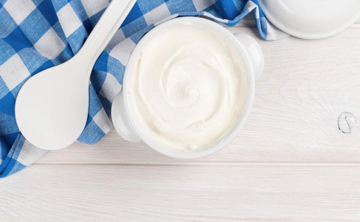 Thêm nguyên liệu từ sữa quá sớm