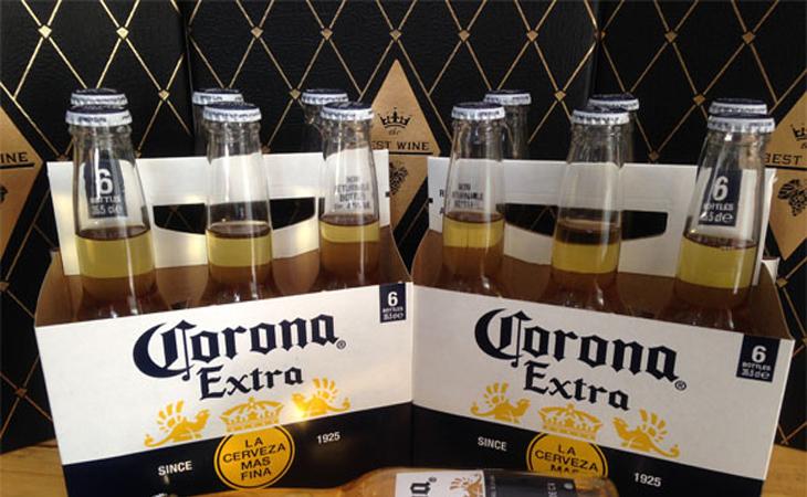 Giá bán và nơi bán bia Corona