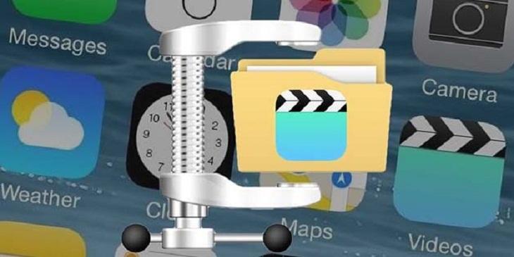 giảm dung lượng video mà không làm giảm đi chất lượng, thường có 2 cách xử lý