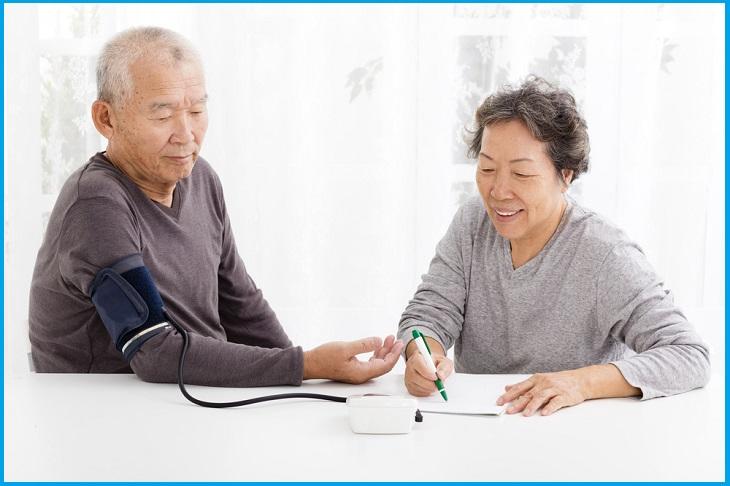 Lưu ý khi đo huyết áp tại nhà