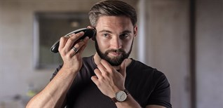 6 bước cắt tóc bằng tông đơ cho người mới bắt đầu