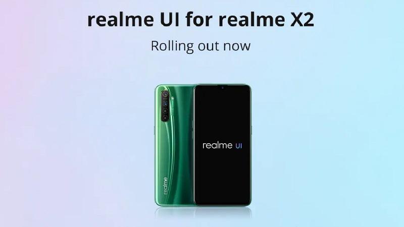 Realme X2 và Realme X2 Pro chính thức lên đời Android 10