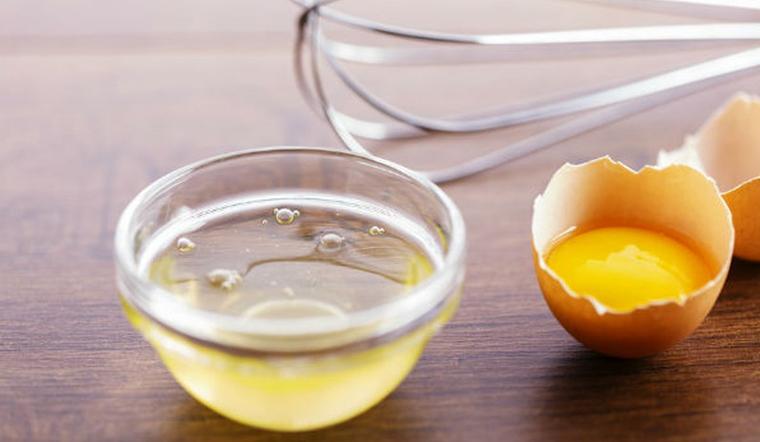 Kết hợp giấm với trứng gà